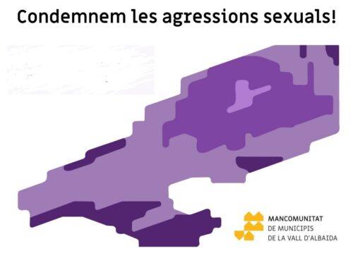 Comunicat MMVA mostrant la nostra condemna i indignació davant la violació múltiple d'una menor a la comarca de la Vall d'Albaida
